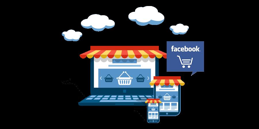 Create your Facebook E-shop
